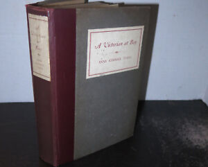 Anne Kimball Tuell A Victorian At Bay 1932 Wellesley College w Cache of Letters $60.00