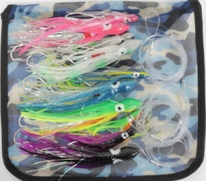 JAW Lures Offshore Dominator Combo with Lure Bag