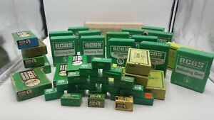 RCBS RELOADING DIES AND MORE LOT OF EXTRAS