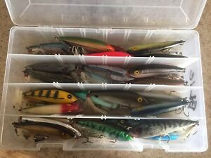 Cordell Blue Striper Lure 4.5in Lot Of 32 Hard Colors! Bluestriper