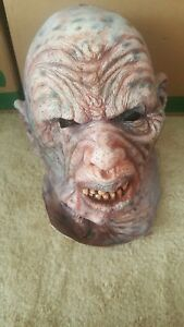 SpFx Speciall Effects Zombie Monster Zombie  Mask Halloween costume