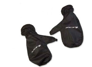 SPADA WATERPROOF MOTORCYCLE OVERMITTS OVER MITTS GLOVE COVERS GBP 9.89