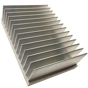 Large Transistor Heat Sink TO126 TO220 TO247 76x111x33mm