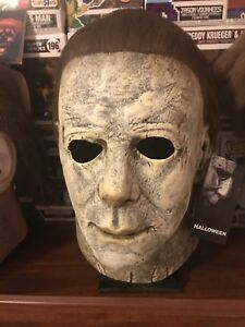 Michael Myers Mask 2018 Trick Or Treat Studios in Hand!