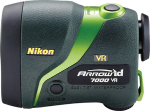 Nikon Arrow iD 7000 Vibration Reduction Rangefinder