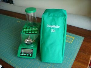 The  ORIGINAL  RCBS ChargeMaster 1500 DUST COVER for Charge Master scale