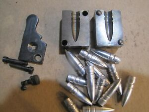 IDEAL NOS 308329 Single Cavity Bullet Mold Lead Bullet Casting Mould