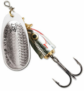 Blue Fox Classic Vibrax Wildeye Shiner Series Inline Spinner Coho amp; Trout Lure