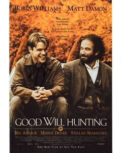 GUS VAN SANT SIGNED 8X10 PHOTO DIRECTOR GOOD WILL HUNTING MILK IN PERSON AUTO