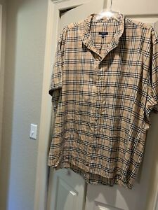 Burberry Button Down 3XT