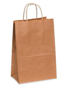 Box Partners Paper Shopping Bags 10