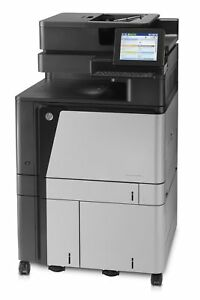 Certified Refurbished HP LaserJet Enterprise flow MFP M830z CF367A All-in-one wi