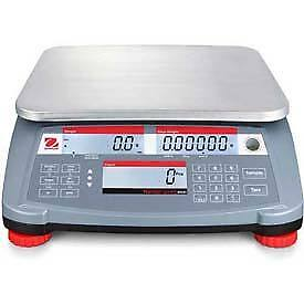 Ohaus Ranger Count 3000 Compact Digital Counting Scale 30lb x 0.001lb 11-1316