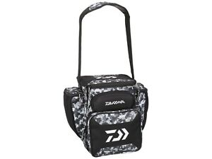 Daiwa D-Vec Tactical Soft-Sided Tackle Box - Tackle Bag for Bass Fishing Lures