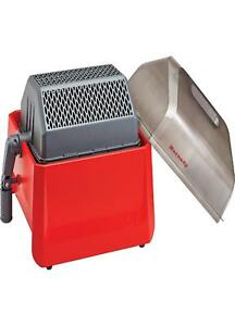 Hornady 110V Rotary Case Tumbler with Digital Timer and Steel Pin Tumbling Media