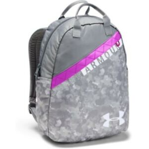 NEW Under Armour Girl Kid Backpack School Bag Hold Laptop 15