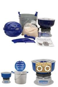 New Arsenal Quick-N-EZ 110V Case Tumbler Kit for Cleaning and Polishing