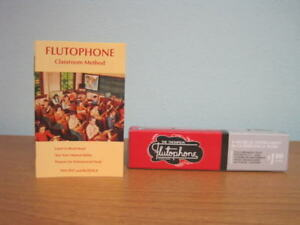 NEW American Girl Emily Flutophone and Music Book-Replacement Part