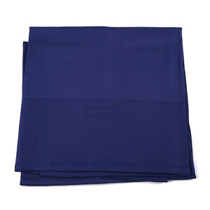 FRETTE Italy Navy Blue Cotton Napkins 22