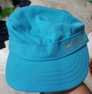 UNDER ARMOUR WOMEN'S HEATGEAR GOLF HAT ONE SIZE FITS ALL VERY NICE!!