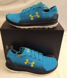 Under Armour Youth Boys Size 7 BGS Speedform Slingride F Running Shoes NWOB