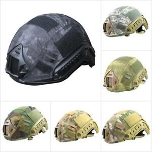 Sports Airsoft Paintball Tactical Military Gear Combat Fast Helmet Cover Tool FE