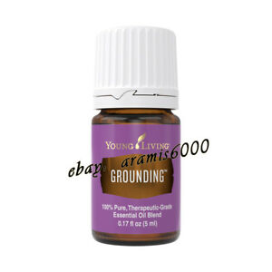 Grounding 5mL essential oil Young Living New Rare $79.99
