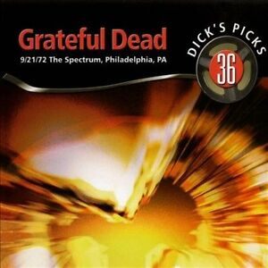 Grateful Dead: Dick's Picks Vol. 36 The Spectrum Philadelphia PA 92172 4-CDs