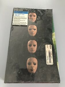 Pink Floyd The Wall Live Cd Boxset 1980-81 Is There Anybody Out There New Sealed