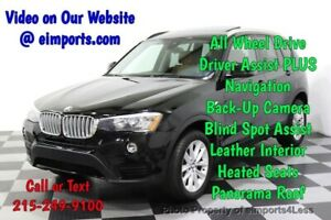 2016 X3 CERTIFIED X3 xDrive28i AWD DRIVER ASSISTANCE PLUS Call Now to Buy Now NATIONWIDE SHIPPING AVAILABLE competitive financing