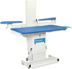 NEW Reliable 7600VB Utility Vacuum Pressing Table Board and Up Air Table