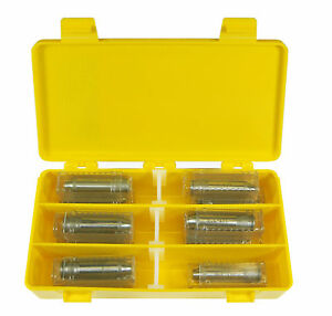 FORSTER MATCH HEADSPACE GAGE SET FITS 30-06 270 WIN25-06 35 WHELAN HG3006MST