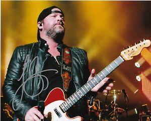 LEE BRICE STAR COUNTRY SINGER COLOR SIGNED 8x10 $24.99