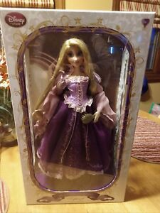 "Disney Rapunzel Limited Edition 1-5000 17"" Tangled and Exclusive Lithographs"