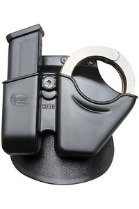 FOBUS PADDLE HOLSTER MAGAZINE POUCH HANDCUFF for S&W M&P 9 40 GLOCK 9mm .40 .45
