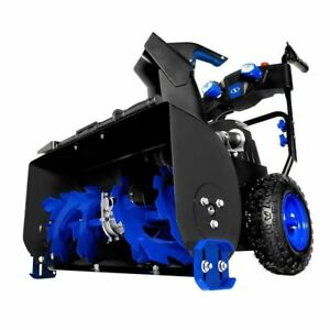 Snow Joe Cordless Two Stage Snow Blower  24-Inch  80 V  4-Speed  ION8024-XRP