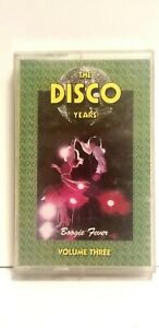 The Disco Years Vol. 3: Turn the Beat Around by Various Artists (Cassette)