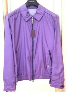 Stefano Ricci New $8700 Mens Jacket 100% Original Made in Italy Size 52