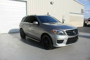 2015 Mercedes-Benz M-Class  2015 ML63 AMG P30 Performance Package Drivers Assist Pkg Knoxville TN