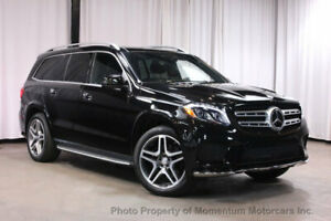 2017 Mercedes-Benz GLS GLS 550 4MATIC SUV GLS 550 4MATIC SUV DRIVER ASSISTANCE PACKAGE PANORAMA SUNROOF 4 dr SUV Automati