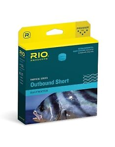 Rio Fly Fishing Tropical Outbound Short Fly Line