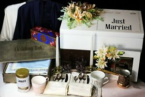 Special Gift Just Married Box - VIP Gift for Wedding