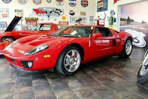 2005 Ford GT Base 2dr Coupe 2005 Ford GT Base 2dr Coupe