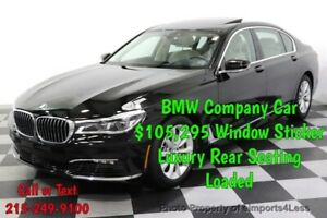 2018 7-Series CERTIFIED 750i NAV CAM PANO HK HUD LUX REAR SEATS Call Now to Buy Now NATIONWIDE SHIPPING AVAILABLE competitive financing