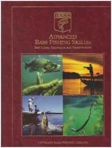 James Hall ADVANCED BASS FISHING SKILLS Best Lures Techniques and Presentation
