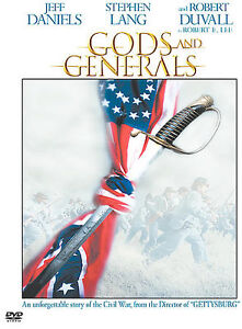 Gods and Generals (DVD 2003) Brand New Sealed