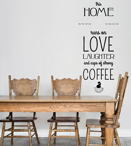 Wall Decal Motivation Phrase in Vintage Typographic Style Vinyl Sticker (n1023)