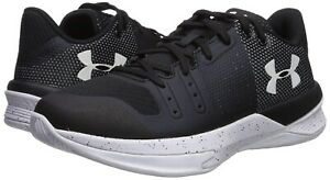 NWOB Under Womens Armour UA Block City Volleyball Shoes 1290204 010 SZ 11.5 $85.88