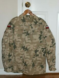 Polish Military Desert Camo 'PANTERA' Complete Uniform LARGE