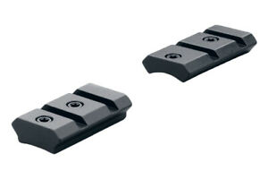 LEUPOLD 59245 2-PIECE BASE FOR SAVAGE 10110 WITH ROUND RECEIVER BLACK MATTE FIN